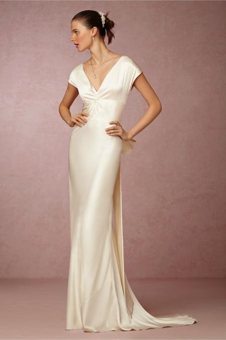 qué tipo tienes? descubre el vestido de novia que te irá mejor