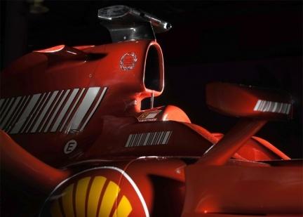 Presentado el Ferrari F2008