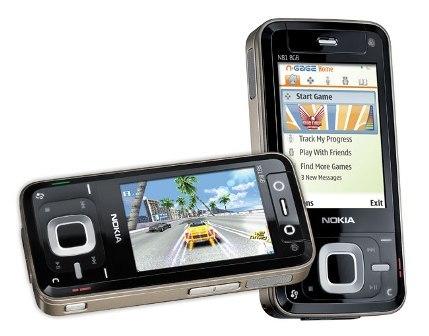 Los juegos de N-Gage podrán utilizar la cámara y el GPS