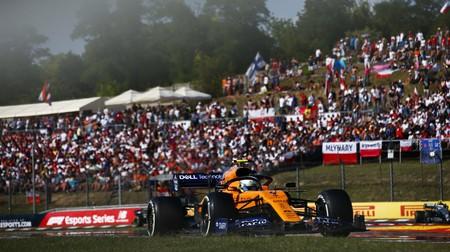 McLaren es el equipo de Fórmula 1 que más ha mejorado respecto a 2018 y Ferrari el que menos