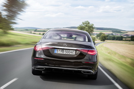 Mercedes Benz Clase S 2021 12