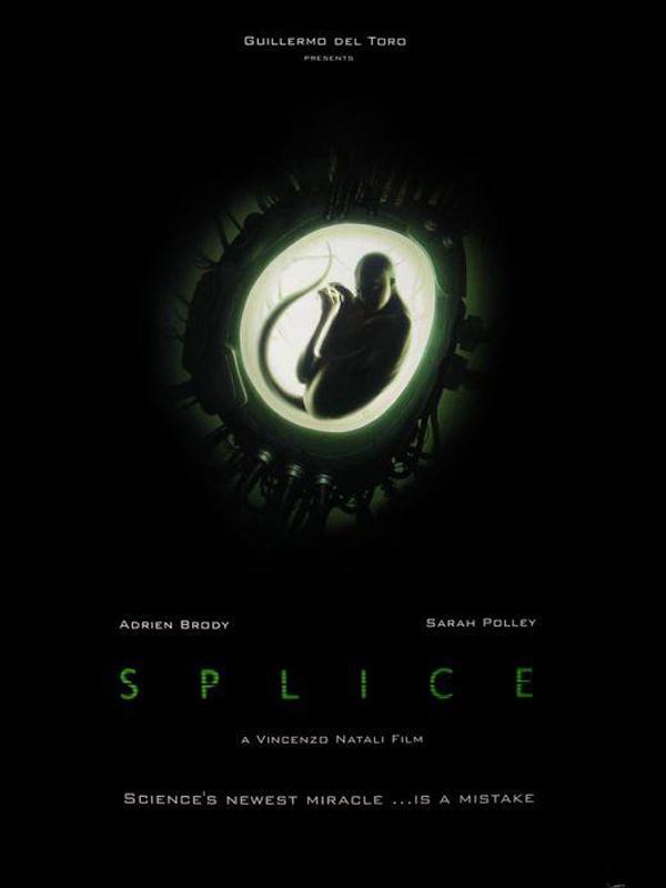 Foto de 'Splice: Experimento mortal', carteles de la última película de Vincenzo Natali (1/4)