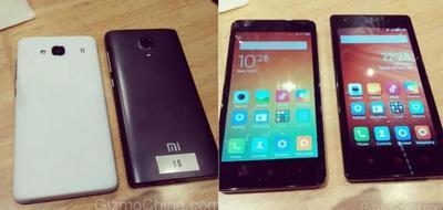 Se filtran imagenes del Xiaomi Redmi 1S, el dual-SIM que soporta dos redes 4G LTE