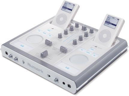 Mezcla con tus iPods