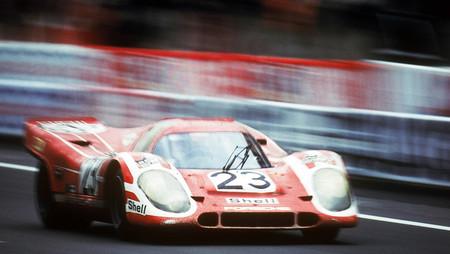 Porsche 917 Kh Le Mans 1970