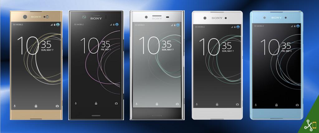 Catalogo Sony Mobile 2017
