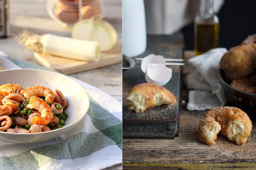 La Semana Santa no se supende en la cocina: recetas tradicionales en el paseo por la gastronomía de la red