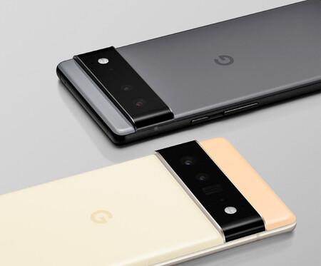 Google Pixel 6 Y 6 Pro Camara Precio Y Especificaciones 03