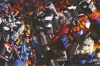 Transformers: videojuego y película el mismo día
