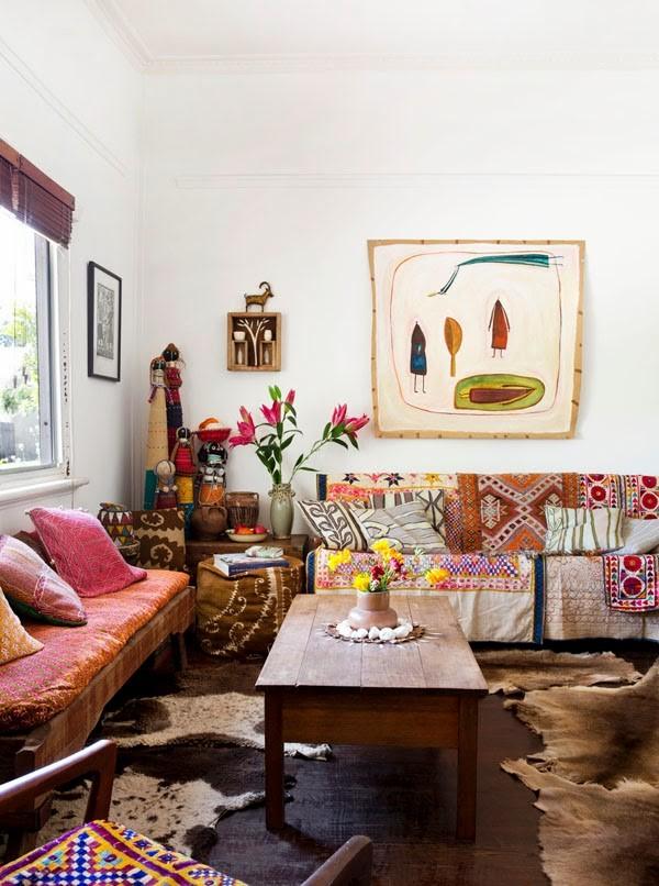 Salon Etnico Eclectico Dar Amina