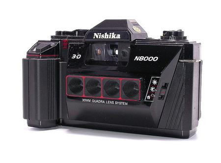 Nishika N8000, por John Nuttall
