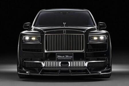 Rolls Royce Cullinan Black Bison Por Wald International 9