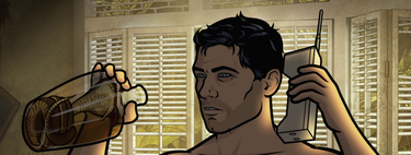 The important of call Sterling Archer