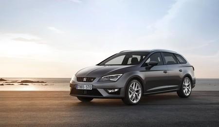 SEAT León ST 2014: detalle de equipamiento y precios para España