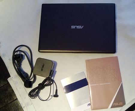 ASUS VivoBook S400CA, contenido
