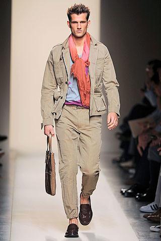 Bottega Veneta, Primavera-Verano 2010 en la Semana de la Moda de París