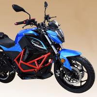 La moto eléctrica española Ebroh Bravo GLE se cuela en el segmento naked sin carnet por 4.490 euros