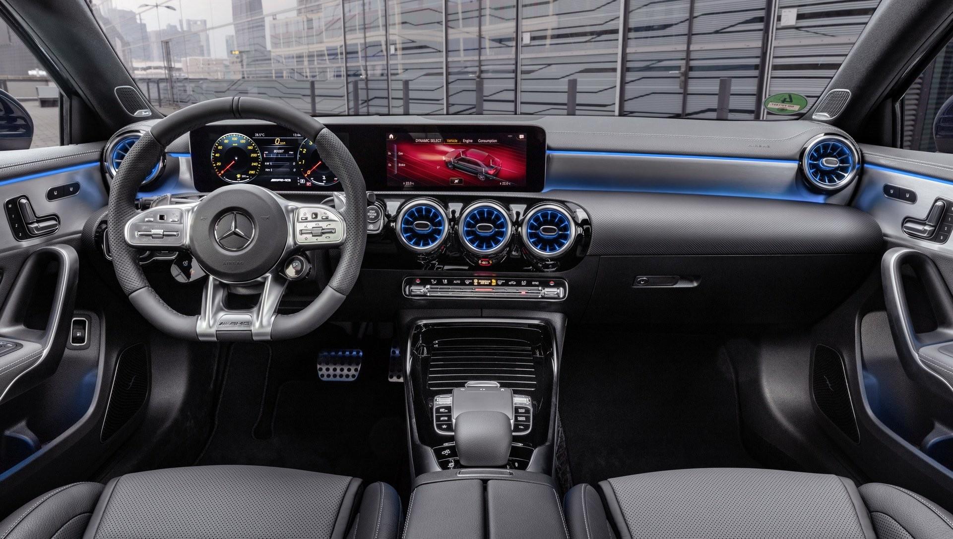 Foto de Mercedes-AMG A35 Sedán (20/25)