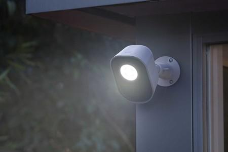 Este sistema de luces de Arlo para ahuyentar intrusos es el complemento para las cámaras de seguridad