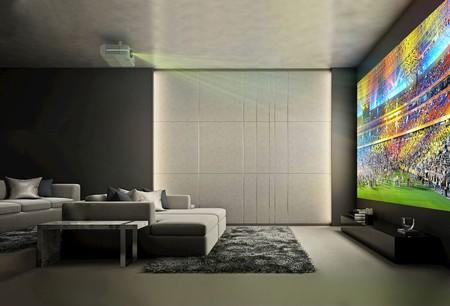 Optoma presenta su nuevo proyector UHD52ALV, un modelo 4K con HDR sobrado de luminosidad