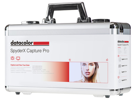 Datacolor Spyderx Capturepro Maletin