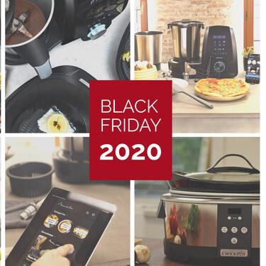 Semana previa al Black Friday 2020 en Amazon: mejores ofertas en robots de cocina y pequeños electrodomésticos