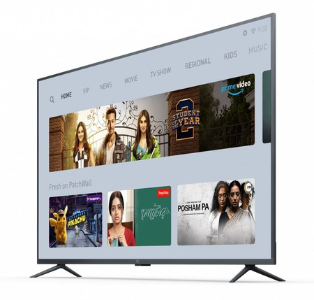 Xiaomi Mi Tv 4x 1