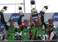 Mundial Resistencia Francia 2010: el Mundial comienza en Le Mans con victoria verde