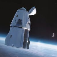 La nave Crew Dragon de SpaceX contará con una espectacular 'cúpula de observación' para los turistas espaciales
