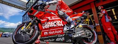 Ducati sigue buscando la excelencia aerodinámica en MotoGP con más elementos pero de menor tamaño