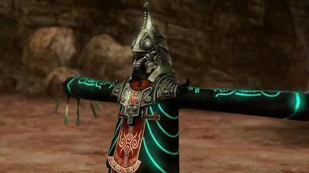 Zant entra a la acción en Hyrule Warriors