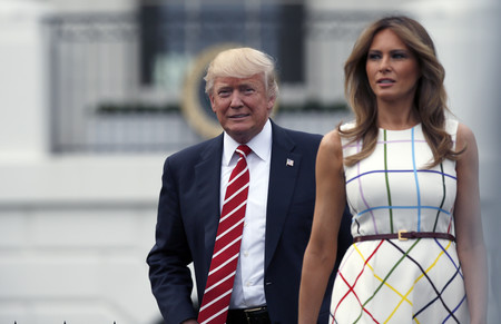 Melania e Ivanka Trump luchan por el protagonismo del Congressional Picnic con dos looks de sobresaliente