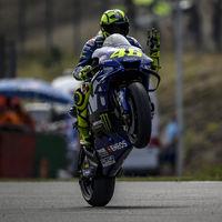 Valentino Rossi vuelve a hacer historia siendo el primer piloto en sumar 6.000 puntos en MotoGP