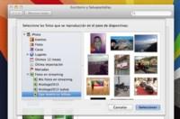Cómo utilizar las fotos tomadas desde tu iPhone como salvapantallas de tu Mac