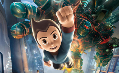 Cómic en cine: 'Astro Boy', de David Bowers