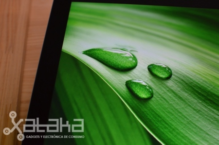 Análisis nuevo ipad pantalla