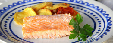 Salmón al horno, la receta más fácil del mundo