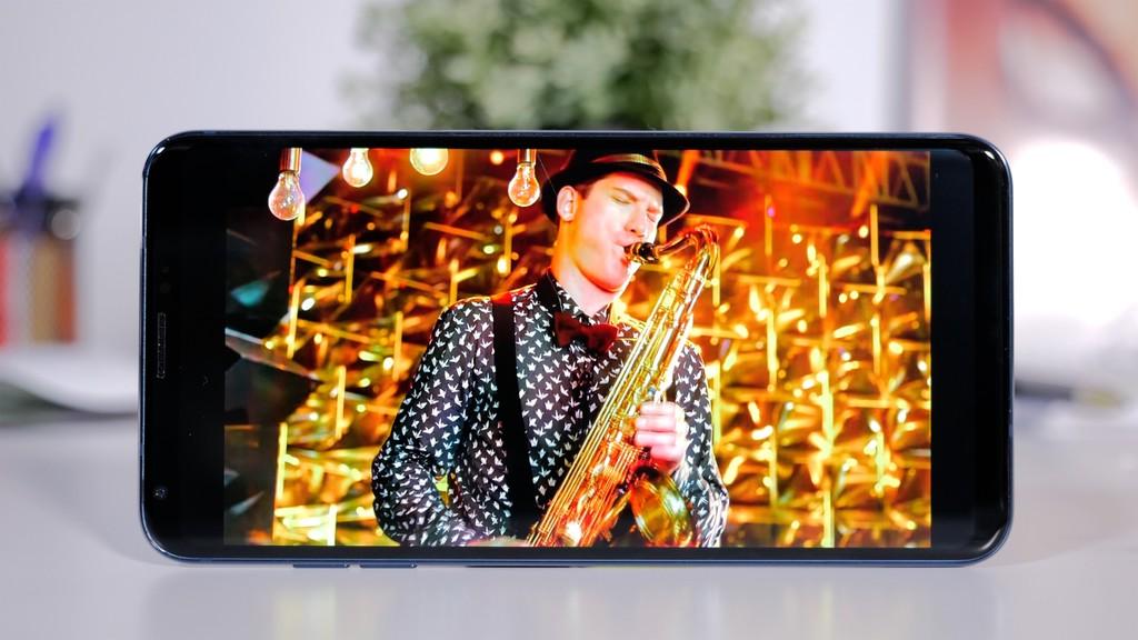 LG V30 pantalla OLED