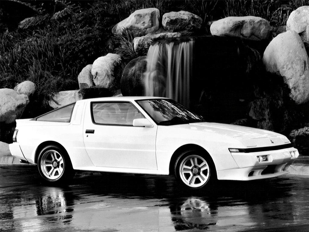 Foto de Mitsubishi Starion (3/26)