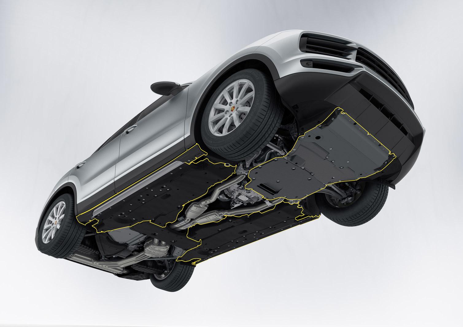 Foto de Porsche Cayenne 2018: repaso tecnológico (43/67)