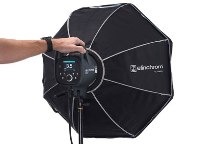 Elinchrom Elc 125 500 Flashes Estudio