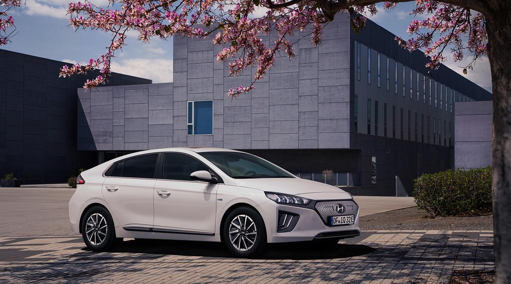 El Hyundai Ioniq Electric 2019 ya tiene precio en Alemania: partirá de los 34.900 euros