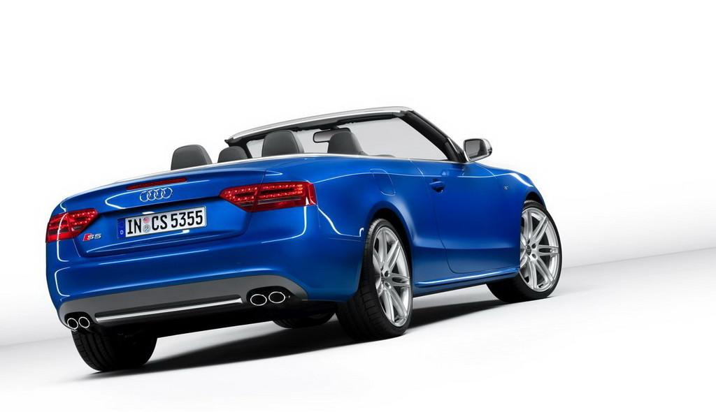 Foto de Audi S5 Cabrio (6/10)