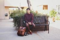 El estilo de Peter Adrian, el joven asiático que conquista la blogsfera