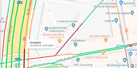 Google Maps comienza a avisar de la ubicación de radares de velocidad