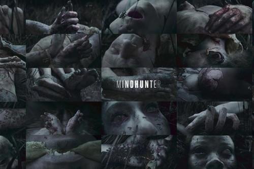 La secuencia de créditos de 'MINDHUNTER' incluye estas 25 perturbadoras imágenes subliminales
