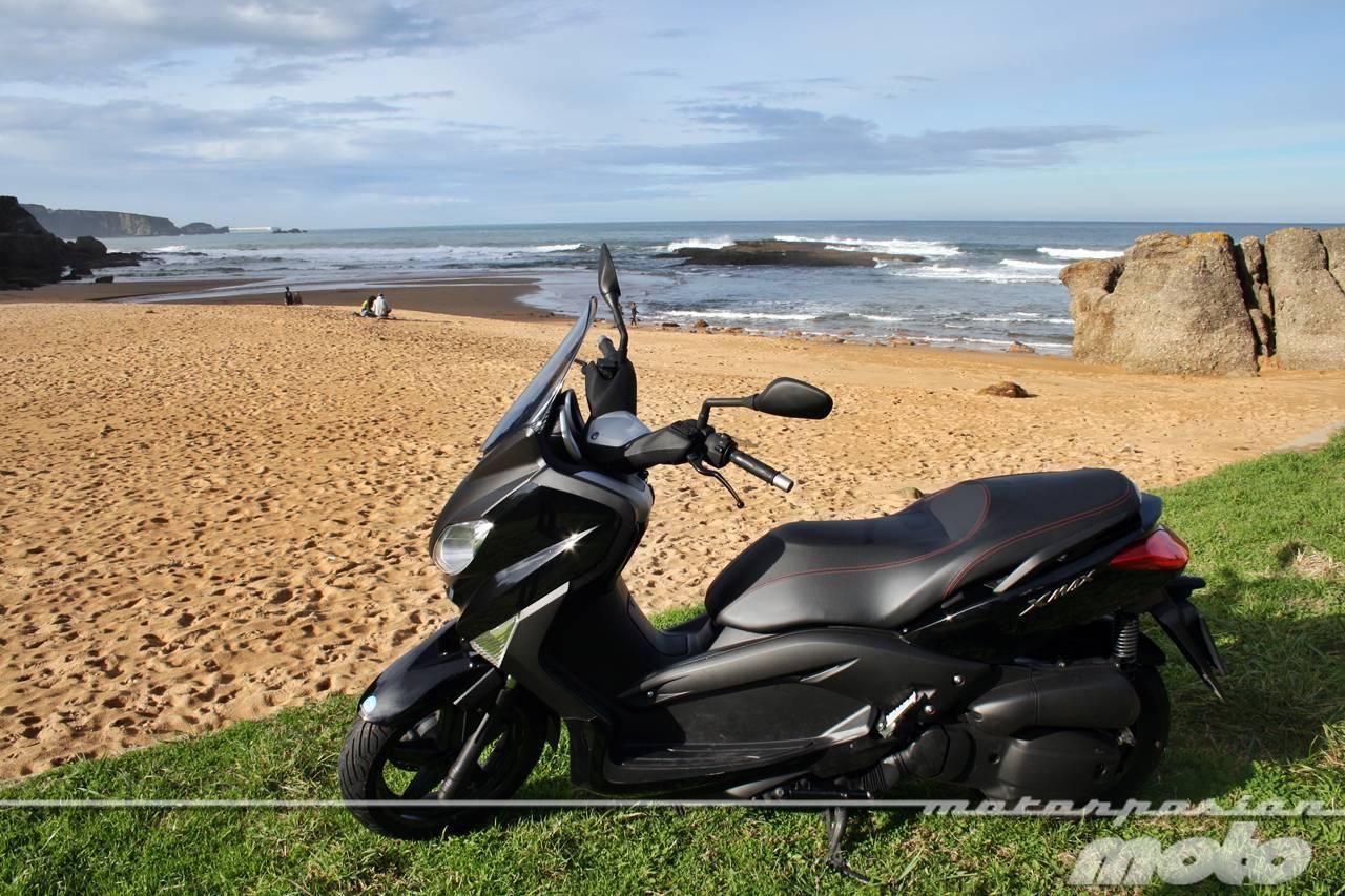Foto de Yamaha X-MAX 125, prueba (valoración, ficha técnica y galería) (17/46)