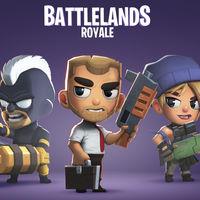 Probamos Battlelands Royale, un juego estilo Fortnite reducido en opciones pero no en diversión