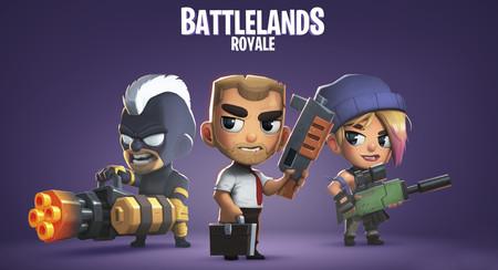probamos battlelands royale un juego estilo fortnite reducido en opciones pero no en diversion - dibujos de armas de fortnite para dibujar faciles