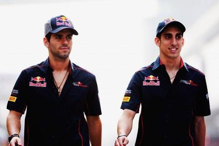 No habrá cambio de pilotos en Toro Rosso. Jaime Alguersuari y Sebastién Buemi ya pueden temblar